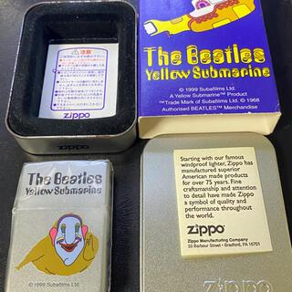 ジッポー(ZIPPO)の 希少Zippo The Beatles・ビートルズイエローサブマリン新品未使用(タバコグッズ)