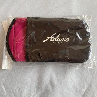 アダムスゴルフ(Adams Golf)の【新品】アダムスゴルフ マルチケース カラビナ付き(価格再々変更)(その他)