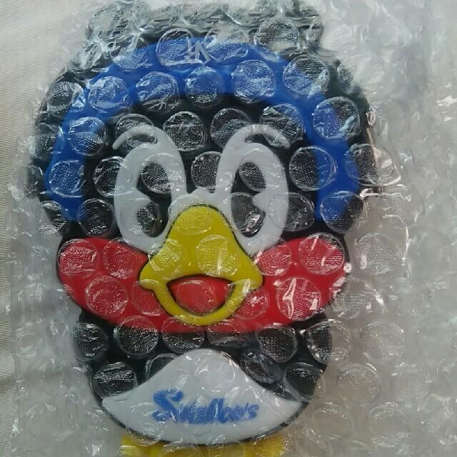 つば九郎がまぐちポーチ ヤクルトスワローズ  スポーツ/アウトドアの野球(記念品/関連グッズ)の商品写真