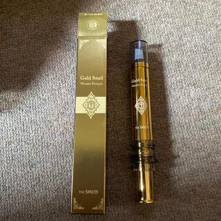 ザセム(the saem)のthe SAEM Gold Snail Wrinkle Plumper(美容液)
