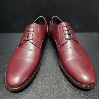 DOLCE&GABBANA - ドルチェ&ガッバーナ(Dolce&Gabbana) 革靴 ボルドー 7.5