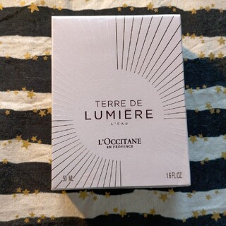 ロクシタン(L'OCCITANE)のロクシタン テールドルミエールオードトワレ 50ml (香水(女性用))
