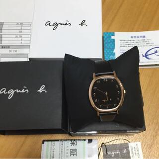 agnes b. - アニエス・ベー 腕時計 レディース