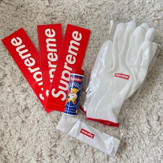 シュプリーム(Supreme)のsupreme シュプリーム ノベルティ シャボン玉 ステッカー グローブ 手袋(その他)