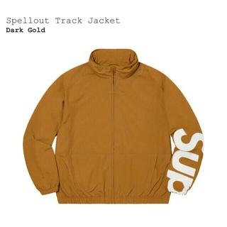 Supreme - Supreme Spellout Track Jacket M