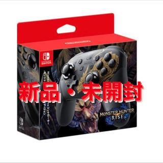 Nintendo Switch - Nintendo Switch モンスターハンターライズ Proコントローラー