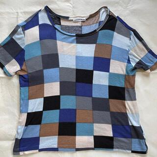 ミナペルホネン(mina perhonen)のミナペルホネン  トップス(Tシャツ(半袖/袖なし))