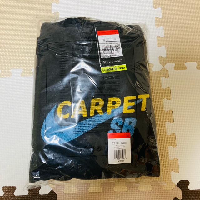 NIKE(ナイキ)のNIKE カーペットカンパニー フーディー Lサイズ メンズのトップス(パーカー)の商品写真