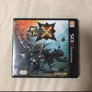 3DS モンスターハンターX(クロス)