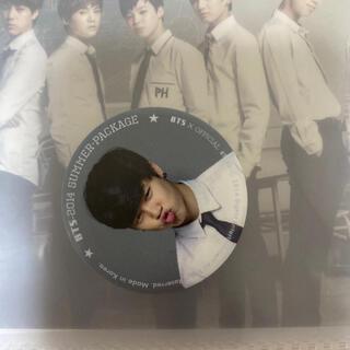 ボウダンショウネンダン(防弾少年団(BTS))のBTS ジミン 缶バッチ(K-POP/アジア)