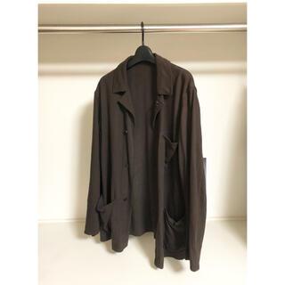コモリ(COMOLI)のコモリ comoli シルクジャケット サイズ2(テーラードジャケット)