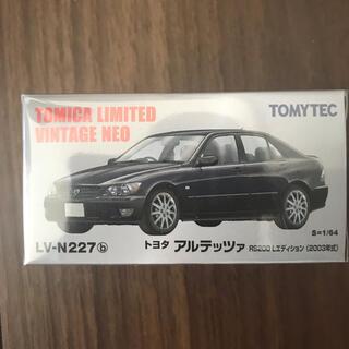 タカラトミー(Takara Tomy)のトミカ ヴィンテージ トヨタ アルテッツァ(ミニカー)