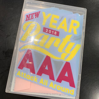 AAA - 中古 DVD  AAA  2018 NEW YEAR PARTY