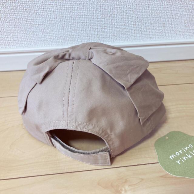 petit main(プティマイン)の帽子 キャップ くすみカラー キッズ/ベビー/マタニティのこども用ファッション小物(帽子)の商品写真