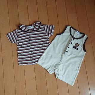 ザラ(ZARA)の2点セット(Tシャツ)