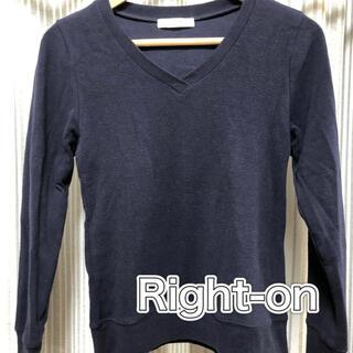バックナンバー(BACK NUMBER)の【ライトオン/Right-on】長袖Tシャツ(Tシャツ(長袖/七分))