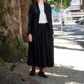 【2月限定】20AW オールドマンズテーラー デンズリーリネン ギャザースカート