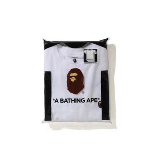 A BATHING APE - readymade×bape