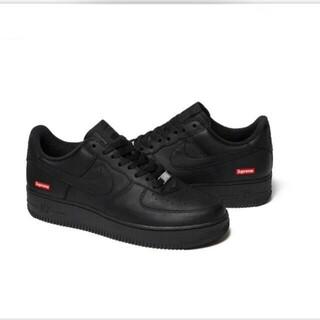 Supreme - Supreme®/Nike® Air Force 1 Low 黒