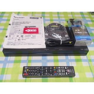 SHARP - ドラ丸搭載 HDD新品 AQUOS ブルーレイレコーダー BD-NW510