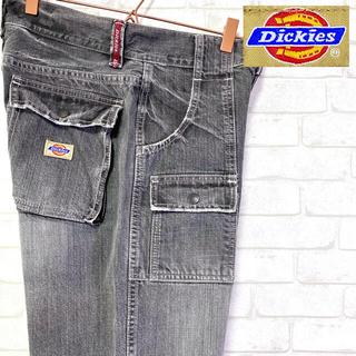 Dickies - Dickies ディッキーズ デニム ブッシュパンツ 6ポケットW30