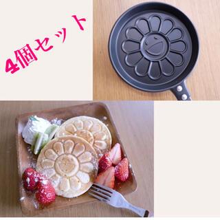 宝島社 - smart 4月号 村上隆 フライパン お花パンケーキ