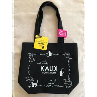 カルディ(KALDI)のカルディ  2021 ネコの日バッグ(トートバッグ)