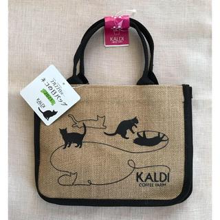 カルディ(KALDI)のカルディ  2021ネコの日バッグ(トートバッグ)