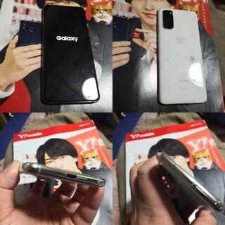 Galaxy - docomo Galaxy S20 5G SC-51A 美品 本体のみ