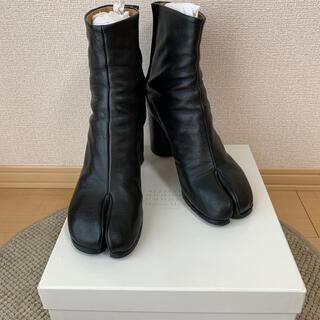 Maison Martin Margiela - メゾンマルジェラ 足袋ブーツ ヒール8cm