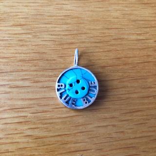 ブルーブルー(BLUE BLUE)のハリウッドランチマーケット BLUEBLUE ペンダントトップ(ネックレス)