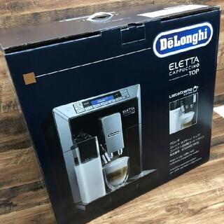 DeLonghi - デロンギ コンパクト全自動コーヒーメーカー ブラック ECAM45760B