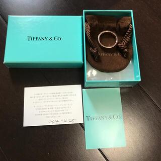 ティファニー(Tiffany & Co.)のTIFFANY ミレニアムリング(リング(指輪))