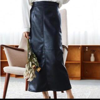 mysty woman - アソートタイトスカート レザー調