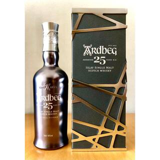 アードベッグ 25年 Ardbeg 700ml 46% アイラ ウイスキー