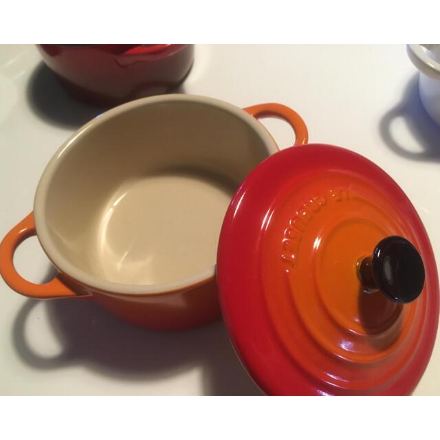 LE CREUSET(ルクルーゼ)のル・クルーゼ ココット インテリア/住まい/日用品のキッチン/食器(食器)の商品写真