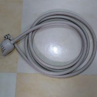 サンヨー(SANYO)のサンヨー AQUA awd-aq150 風呂水給水ホース 風呂水ポンプ付き(洗濯機)