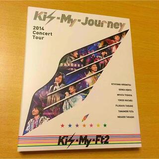 Kis-My-Ft2 - Kis-My-journey キスマイジャーニー ライブ ブルーレイ ステッカー