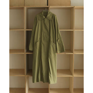 TODAYFUL - Tuck Over Trenchcoat カーキ 36