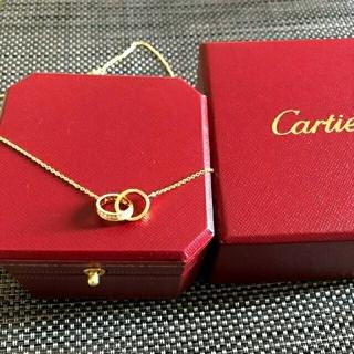 Cartier - カルティエ ラブネックレス