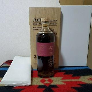 アラン 25年 46% アランモルト ウイスキー