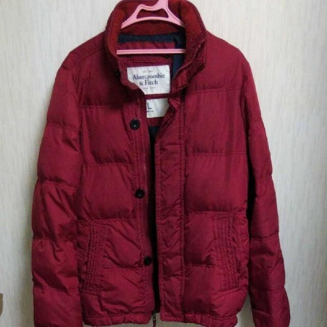 Abercrombie&Fitch(アバクロンビーアンドフィッチ)のアバクロンビー&フィッチ(ダウンジャケット) メンズのジャケット/アウター(ダウンジャケット)の商品写真