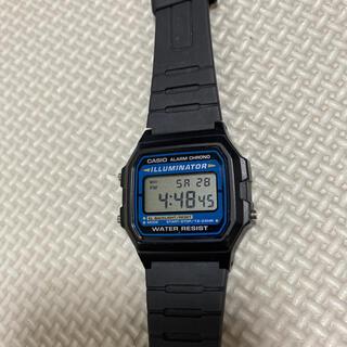 カシオ(CASIO)のカシオ 時計 ユニセックス(腕時計(デジタル))