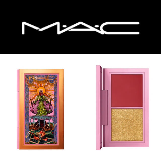 MAC(マック)のMAC エンブレイス ユア デュアリティ コスメ/美容のベースメイク/化粧品(アイシャドウ)の商品写真