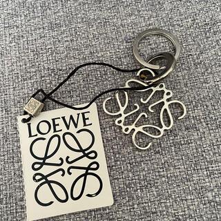 LOEWE - 【未使用】LOEWE アナグラム キーリング キーホルダー