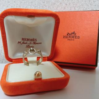 Hermes - エルメス コリエドシアン シルバーリング HERMES
