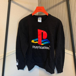 プレイステーション(PlayStation)の【PlayStation】ロゴトレーナー(スウェット)