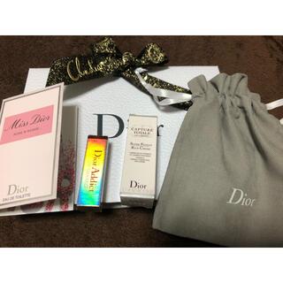 Dior - ディオール マキシマイザー  リップ 新品・未使用 リッチクリーム 香水 計5点