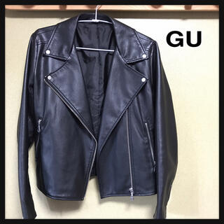 ジーユー(GU)の★★★ GU ジーユー ライダースジャケット★★★(ライダースジャケット)