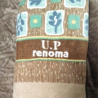 レノマ(RENOMA)の新品未使用renomaバスタオル(タオル/バス用品)